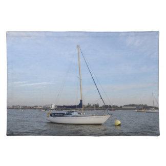 Yacht La Mouette Placemats