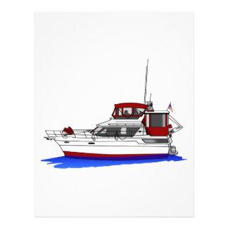 Yacht Letterhead