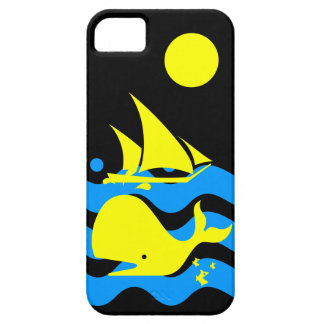 Yacht Life iPhone 5 case Black