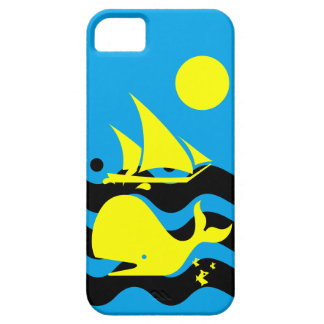 Yacht Life iPhone 5 case L Blue