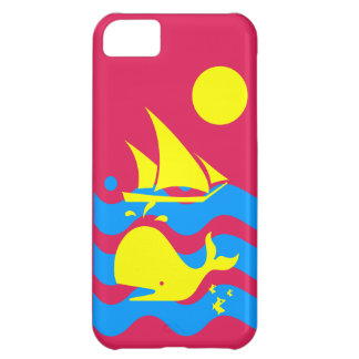 Yacht Life iPhone 5 case pink