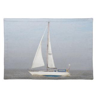 Yacht Lune Orbiter Cloth Place Mat