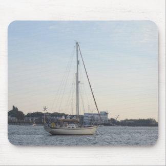 Yacht Mahala Mouse Pad