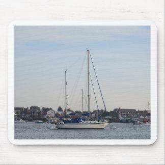 Yacht Mardet Mouse Pads