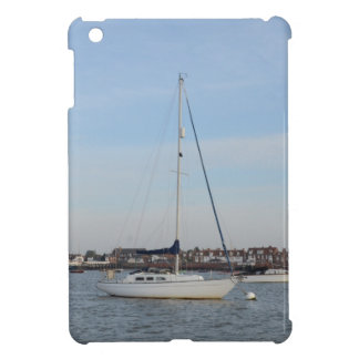 Yacht Moored On The River Crouch iPad Mini Cover