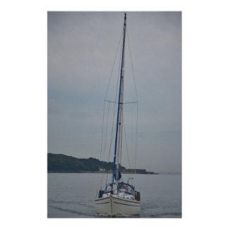 Yacht Motoring Stationery