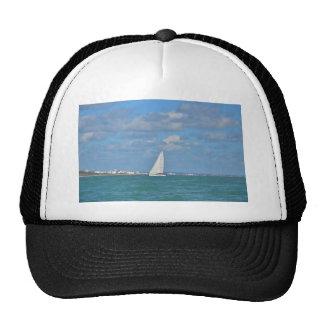 Yacht Near Eastbourne Hats