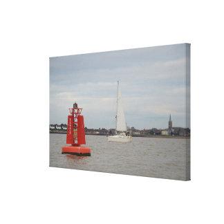 Yacht Orca Canvas