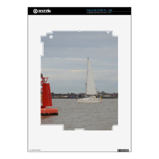 Yacht Orca Decals For The iPad 2