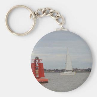 Yacht Orca Keychains