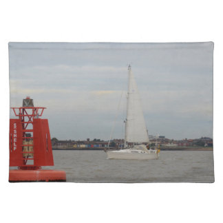 Yacht Orca Cloth Place Mat