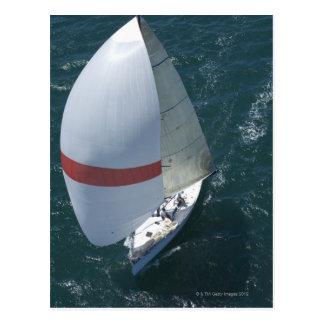 Yacht Post Card