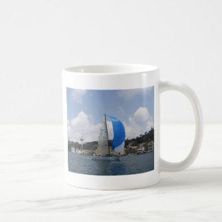 Yacht Racing Coffee Mugs