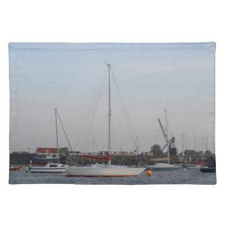 Yacht Reality Place Mat