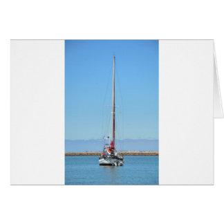 Yacht Rita Card