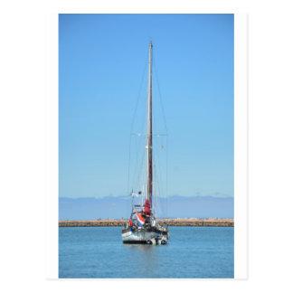 Yacht Rita Postcard