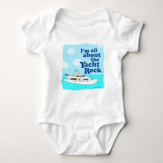 Yacht Rock Baby Bodysuit