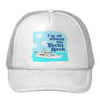 Yacht Rock Trucker Hats