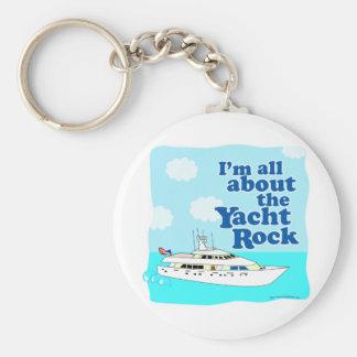 Yacht Rock Keychain