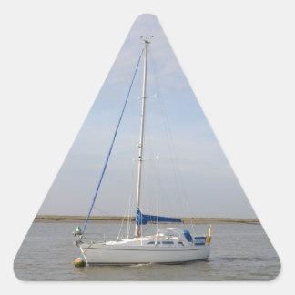 Yacht Rockhopper Triangle Sticker
