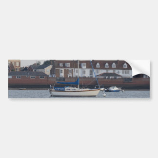 Yacht Samphire Bumper Sticker
