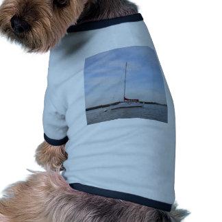 Yacht Scarlet Jester Doggie Tee Shirt