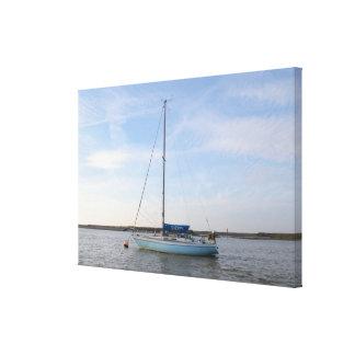 Yacht Sherpa Gallery Wrap Canvas