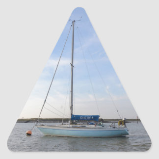 Yacht Sherpa Triangle Stickers