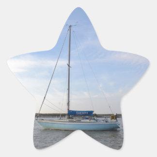 Yacht Sherpa Star Stickers