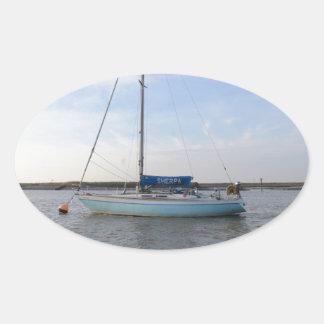 Yacht Sherpa Sticker