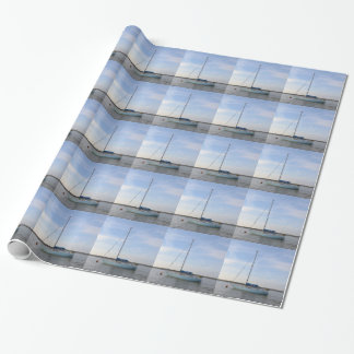 Yacht Sherpa Wrapping Paper