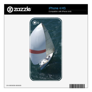 Yacht Skin For The iPhone 4