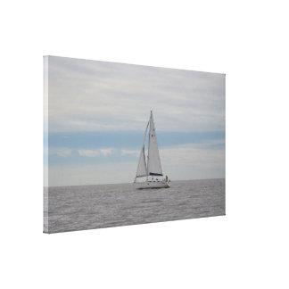 Yacht Sparrow Canvas
