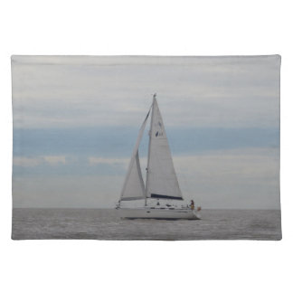 Yacht Sparrow Gifts Cloth Place Mat