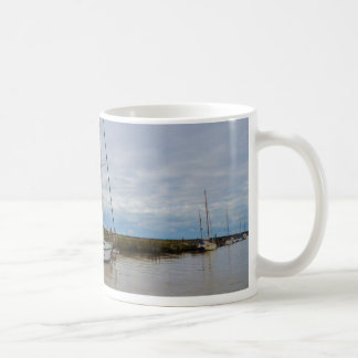 Yacht Suffolk Owl At Southwold Coffee Mug