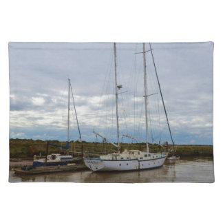 Yacht Suffolk Owl Placemat