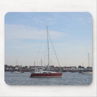 Yacht Tamzen Mouse Pads