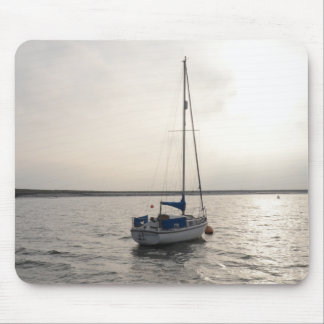 Yacht Windrush Mouse Pad