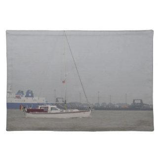 Yacht Yara Cloth Place Mat