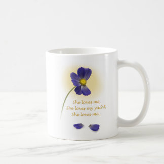 "YachTees_""She Loves Me, She Loves My Yacht"" mug"