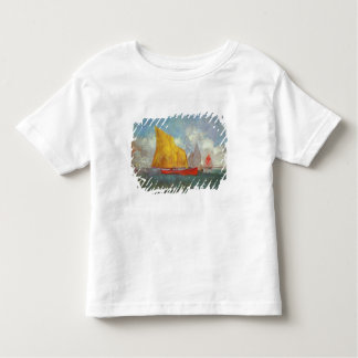 Yachts in a Bay Toddler T-shirt