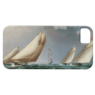 Yachts Rounding the Mark iPhone SE/5/5s Case