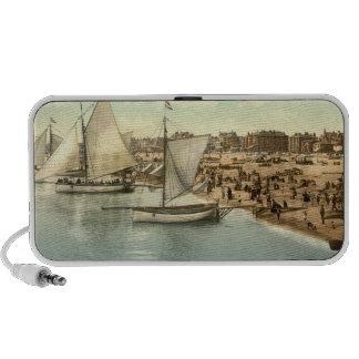 Yachts Starting at Great Yarmouth, Norfolk iPhone Speaker