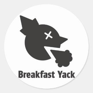 YACK STICKER