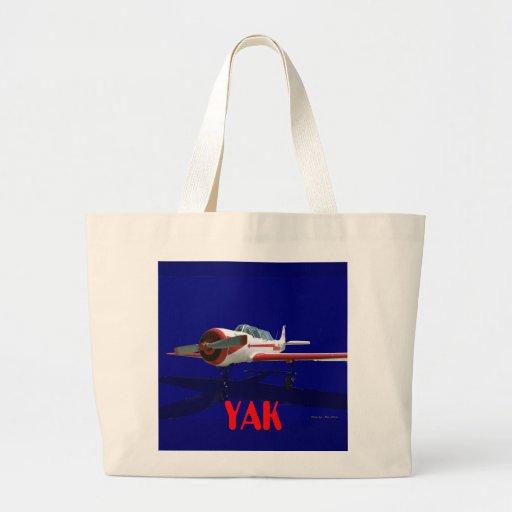 Yacs rojos, YACS Bolsa De Mano