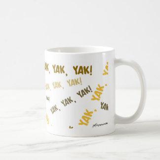 ¡YACS! TAZA DE CAFÉ