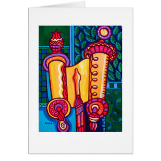 Yad and Scroll Card