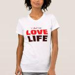 Y'AdiXion Love Life T Shirts