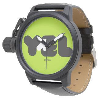 YAEL NAME / Mens Watch Reloj