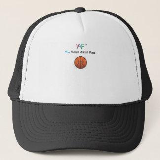 YAF Basketball Trucker Hat